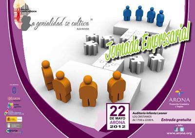Día del Emprendedor – Jornada Empresarial 2012