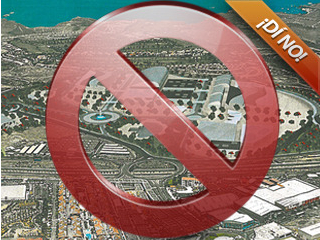 Recogida de firmas ONLINE en contra la recalificación del Tropicana por el Ayuntamiento de Adeje