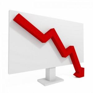La economía española cayó un 1,3% en 2012