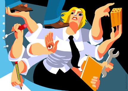 Tres de cada 100 trabajadores formados en 2012 eran autónomos