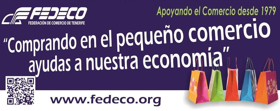 FEDECO – Comprando en el pequeño comercio ayudas a nuestra economia