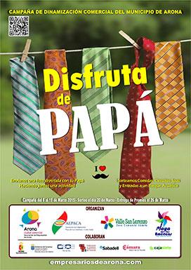 CAMPAÑA DEL DÍA DEL PADRE 2015