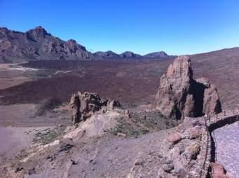 Los alcaldes del Sur reclaman más vigilancia en los accesos al Teide