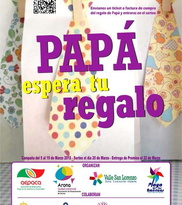 PADRES Cartel 2018 - AEPACA
